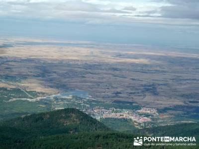 Lagunas de Peñalara - Parque Natural de Peñalara;viajes en noviembre;senderismo brea